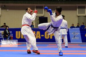 تقویم لیگهای جهانی کاراته تغییر کرد