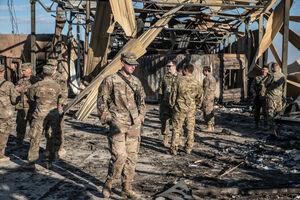 فیلم/ روایت فرمانده آمریکایی از شب حمله به عینالاسد: فقط فرار میکردیم!