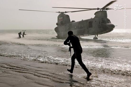 فیلم/ خط و نشان دلاوران نیروی زمینی ارتش برای دشمن