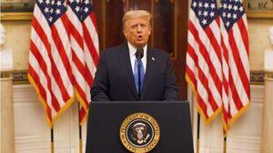 آخرین ادعای ترامپ: جهان به ما احترام میگذارد آن را از دست ندهید