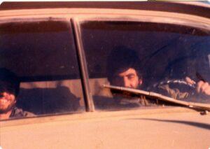 تصاویر/ پاسدار شهید مرتضی سلمان طرقی (۹)