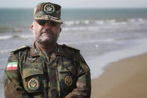 سخنگوی رزمایش اقتدار ۹۹ نیروی زمینی ارتش امیر سرتیپ کیومرث شرفی نمایه