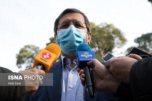 مصاحبه هیات دولت با خبرنگاران