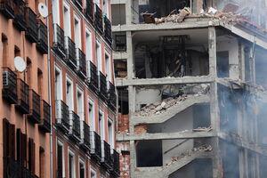 عکس/ انفجار در مادرید