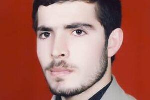 شهید هاشم گرجی - دبیرستان سپاه - کراپشده