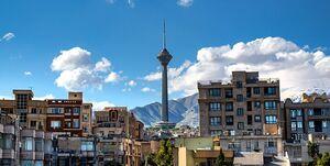 کیفیت هوای پایتخت قابل قبول است/تهران سردتر شد