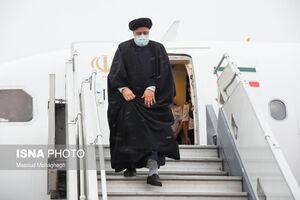 عکس/ سفر رئیس قوه قضاییه به استان سمنان