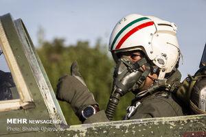نیروی هوایی ارتش در اوج آمادگی است