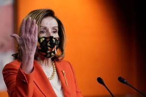 پلوسی: دشمن در کنگره هم جان ما را تهدید می کند