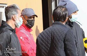 عکس/ واکنش گلمحمدی به کامنت استقلالیها