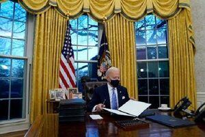 بایدن جزئیات محاکمه ترامپ را به کنگره واگذار میکند