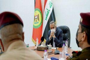 الکاظمی ۵ تن از فرماندهان ارشد امنیتی را را برکنار کرد