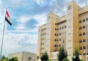 دمشق حملات تروریستی بغداد را به شدت محکوم کرد
