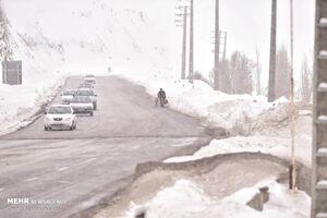 هجوم مسافران به پیست آبعلی/ ترافیک سنگین در جاده های چالوس و هراز