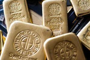 قیمت جهانی طلا سقوط کرد