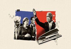 چشمانداز روابط آمریکا و اروپا با روی کار آمدن بایدن