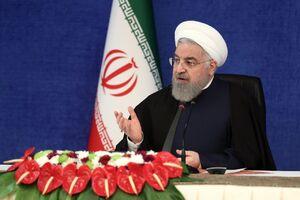 فیلم/ روحانی: تا ۶ ماه دستورالعملهای بهداشتی ادامه دارد