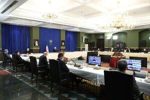 جلسه ستاد ملی مبارزه با کرونا به ریاست دکتر روحانی برگزار شد