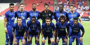 الهلال از حذف شدن در لیگ قهرمانان آسیا 2021 نجات پیدا کرد