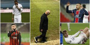 5 بحران بزرگ در رئال مادرید