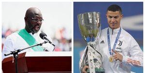 ژرژ وهآ: رونالدو بهترین بازیکن دنیا نیست