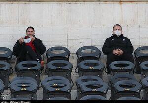 حاشیه دیدار استقلال - سایپا| حضور اسکوچیچ و هاشمیان و اقدام جالب استقلالیها برای ۲ پیشکسوت پرسپولیس+ تصاویر