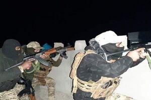 شهادت ۴ نیروی الحشد الشعبی در درگیری با داعش/ تروریستها در محاصرهاند