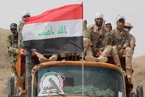 شهادت ۱۰ نیروی الحشد الشعبی در درگیری با داعش