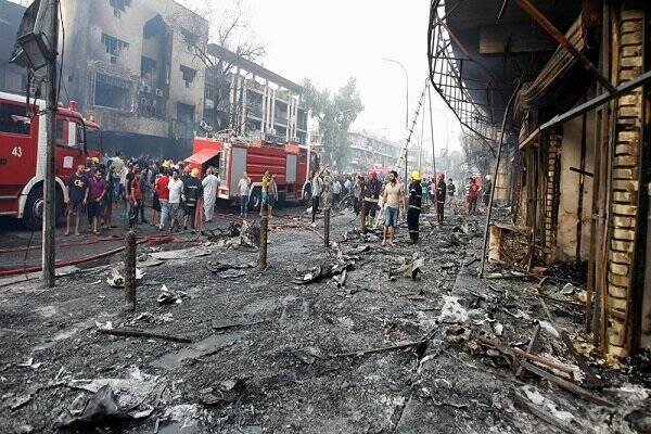 انفجارهاي،عراق،بغداد،تكفيري،آمريكا،دوگانه،تروريستي،خارجي،حضو ...