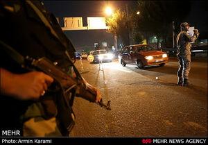 ارتقای ضریب امنیت «شبانه» توسط پلیس