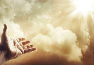 دعا کردن نمایه
