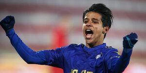 قائدی بهترین بازیکن جوان سال ۲۰۲۰ آسیا