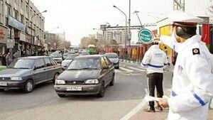 جریمه ۵۰۰ هزار تومانی برای ورود به شهرهای ممنوعه