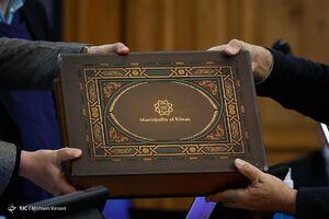 عکس/ ارائه لایحه بودجه شهرداری تهران به شورای شهر