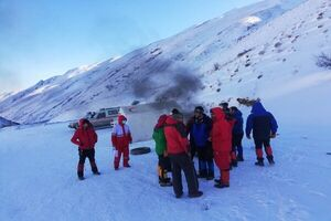 امداد به ۲۲۵حادثه در ارتفاعات استان تهران/مردم به هشدارهاتوجه کنند