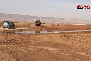 کشته شدن ۳ نیروی ارتش سوریه توسط داعش
