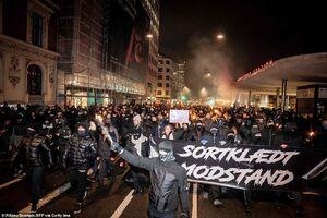 فیلم/ وضعیت جنگی در شهرهای هلند!
