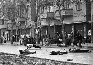 فیلم/ حماسه ماندگار مردم آمل در تاریخ انقلاب
