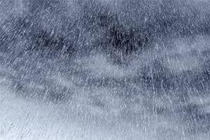 ورود موج بارشی به استان تهران