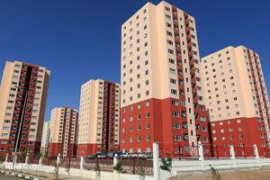 سالانه یک میلیون مسکن در کشور ساخته میشود