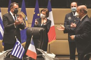 یونان از فرانسه جنگندههای «رافائل» میخرد - کراپشده