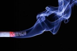 خطر مرگ حتی با یک نخ سیگار