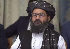 سفر هیأت سیاسی طالبان به ریاست ملا عبدالغنی به تهران