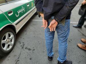 ۵۰۰ فقره سرقت در۶ ماه توسط سارق سابقهدار