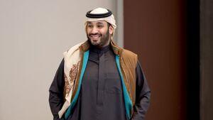 عکس/ خشم سعودیها از کُت چند هزاریورویی بن سلمان