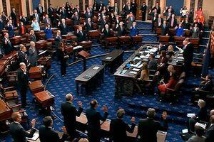 تلاش سناتورهای جمهوریخواه برای غیرقانونی اعلام کردن استیضاح ترامپ شکست خورد - کراپشده