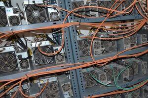 کشف ۲۰۶ دستگاه بیت کوین در ورامین - کراپشده
