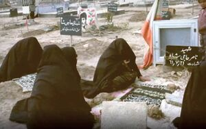 نقش مادران شهدا در جنگ؛ همچون حضرت زینب (س)