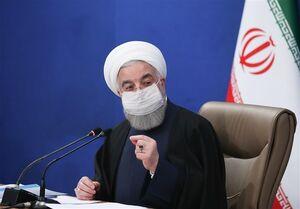 فیلم/ روحانی: بگذارید دولت کارش را انجام دهد
