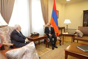 ظریف ارمنستان